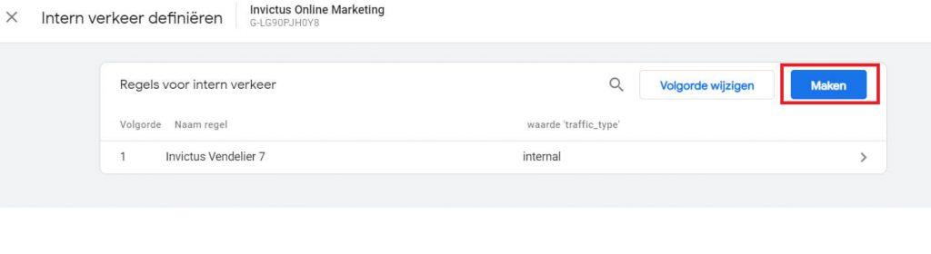 IP-adres uitsluiten in Google Analytics 4